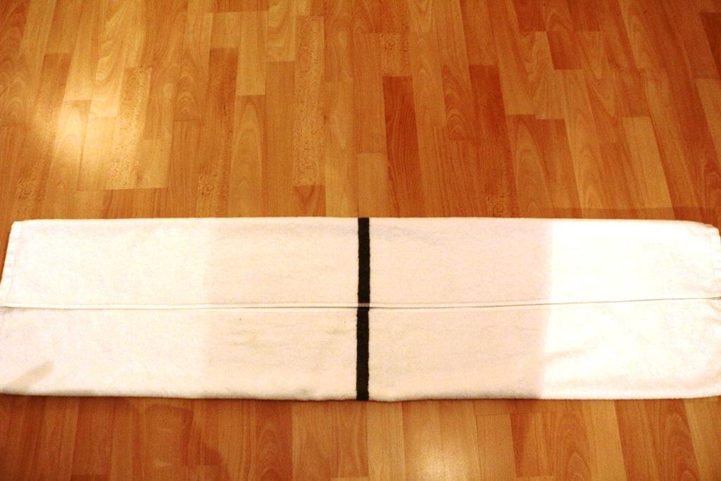 Torte-Handtuch-falten-2